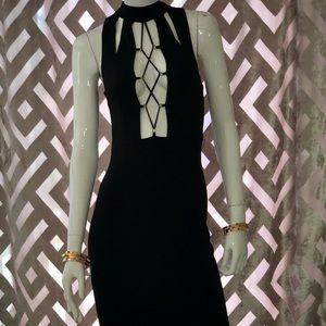 Mid Dress (black) dance&marvel